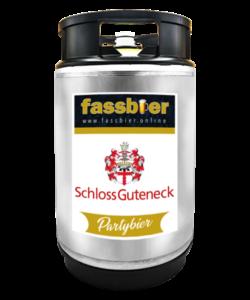 Fassbier Schloss Guteneck